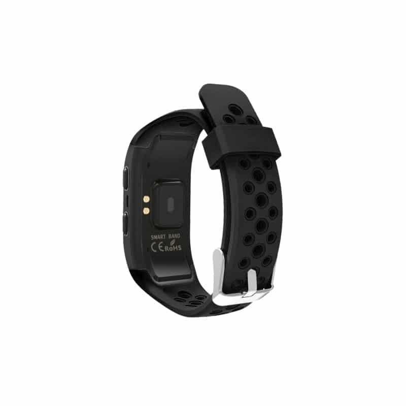 Смарт-часы (фитнес-браслет) S908 с GPS-трекером: IP68, шагомер, пульсометр, Bluetooth 4.0, поддержка IOS, Android, уведомления 212939