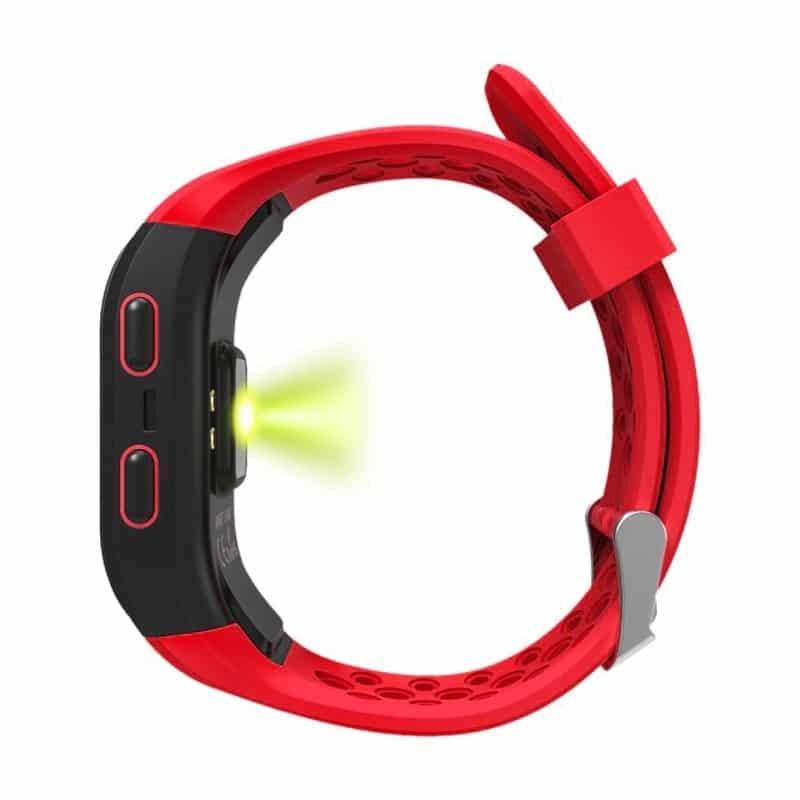 Смарт-часы (фитнес-браслет) S908 с GPS-трекером: IP68, шагомер, пульсометр, Bluetooth 4.0, поддержка IOS, Android, уведомления 212957