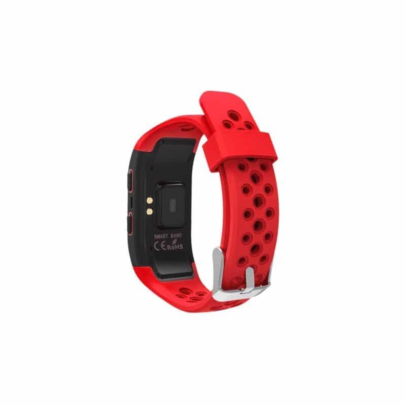 Смарт-часы (фитнес-браслет) S908 с GPS-трекером: IP68, шагомер, пульсометр, Bluetooth 4.0, поддержка IOS, Android, уведомления 212958