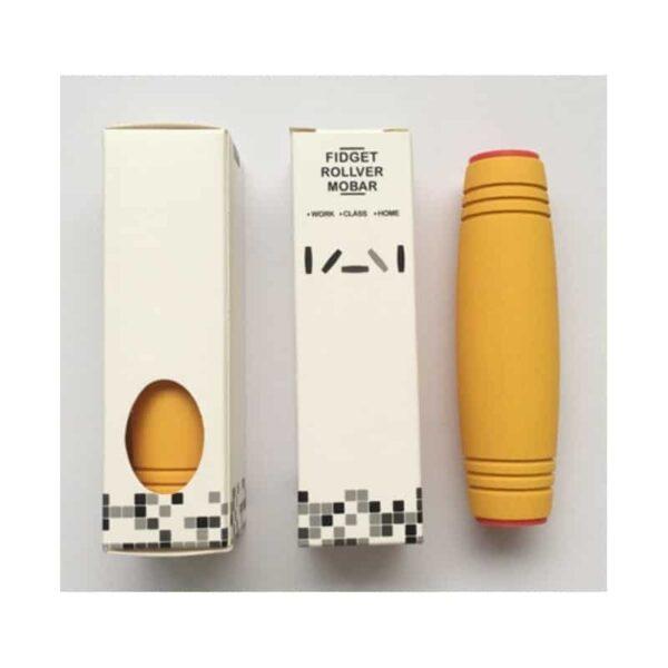 37120 - Игрушка-антистресс (палочка-неваляшка) Mokuru (Мокуру) - японский бук