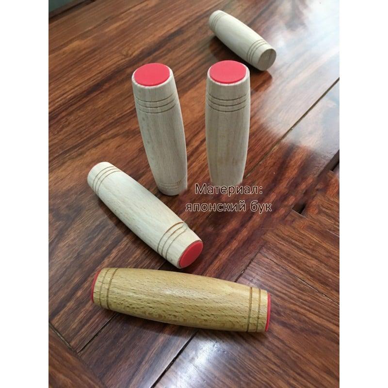 Игрушка-антистресс (палочка-неваляшка) Mokuru (Мокуру) – японский бук 212993
