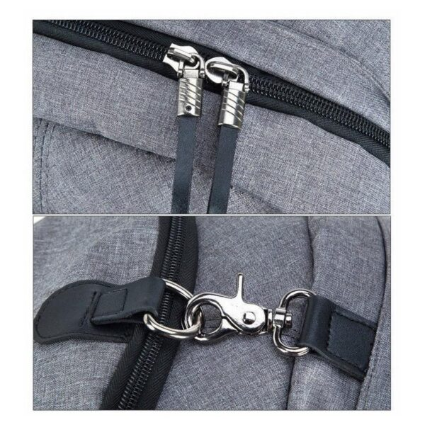 37134 - Вместительный рюкзак с карманом для ноутбука