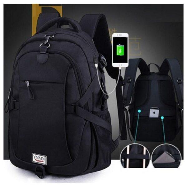 37136 - Вместительный рюкзак с карманом для ноутбука
