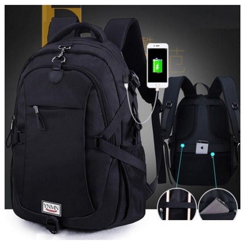 Вместительный рюкзак с карманом для ноутбука 213004