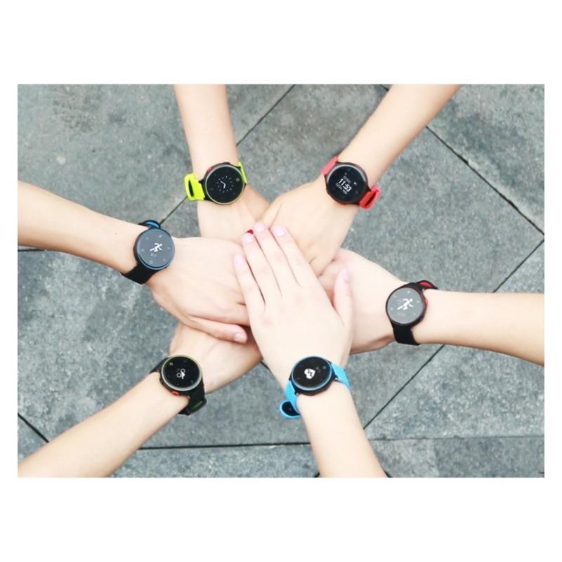 Умные часы X2: OLED-дисплей, IP68, Bluetooth, шагомер, пульсометр, измерение давления, синхронизация со смартфоном (звонки, смс) 213012