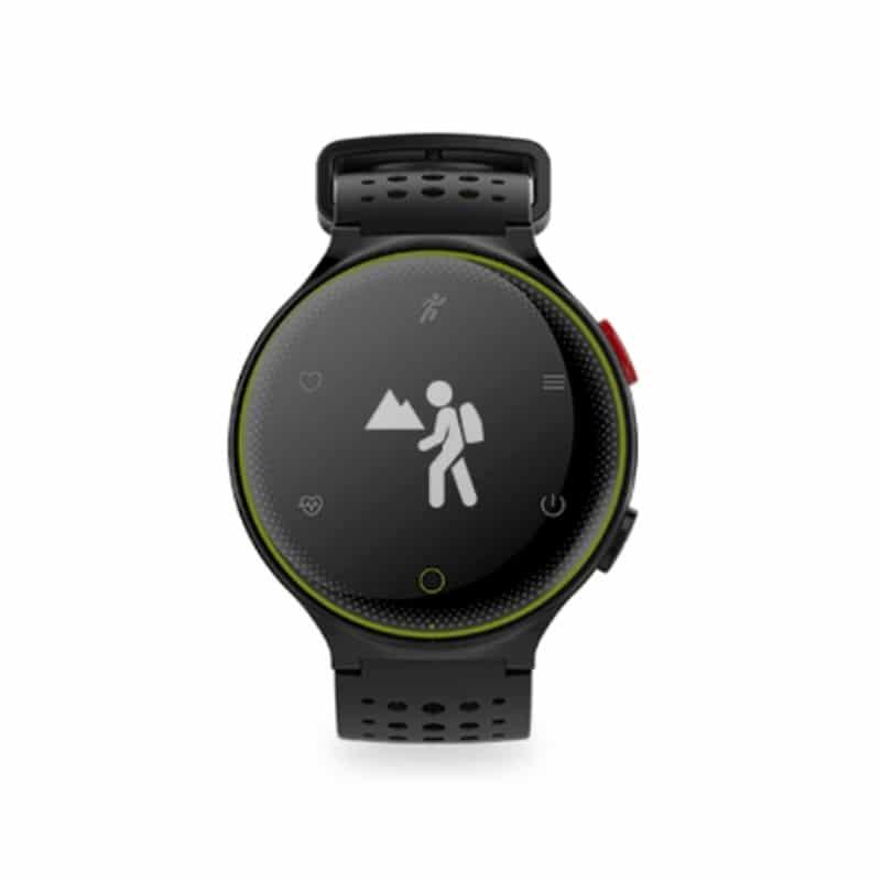 Умные часы X2: OLED-дисплей, IP68, Bluetooth, шагомер, пульсометр, измерение давления, синхронизация со смартфоном (звонки, смс) 213015