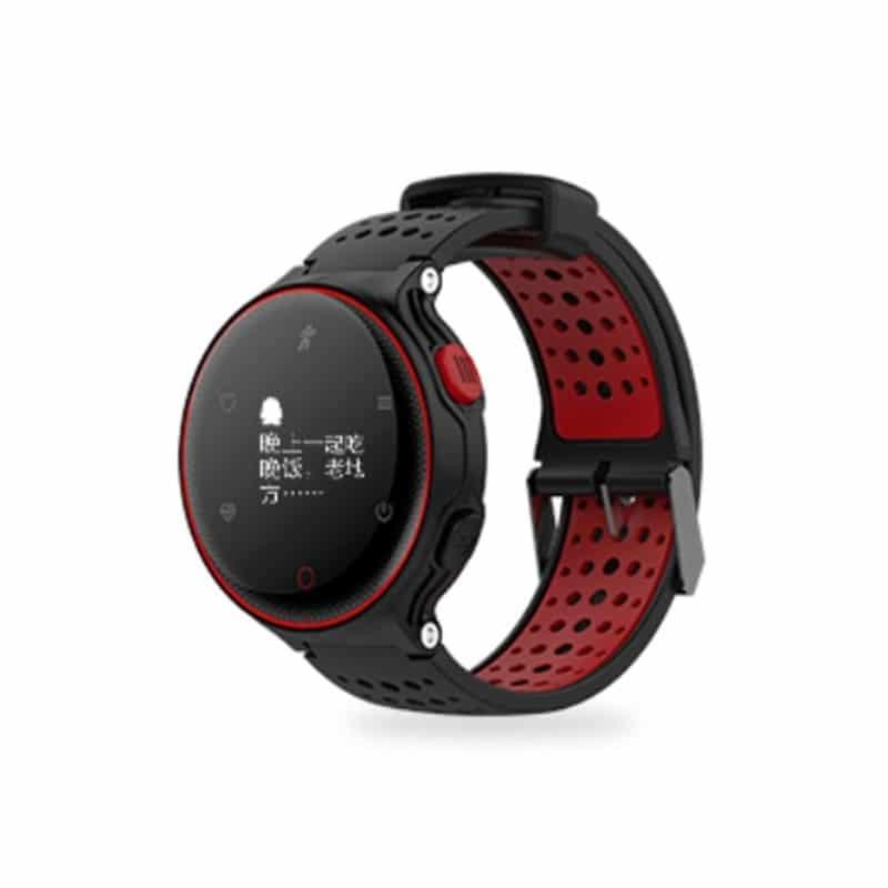 Умные часы X2: OLED-дисплей, IP68, Bluetooth, шагомер, пульсометр, измерение давления, синхронизация со смартфоном (звонки, смс) 213031