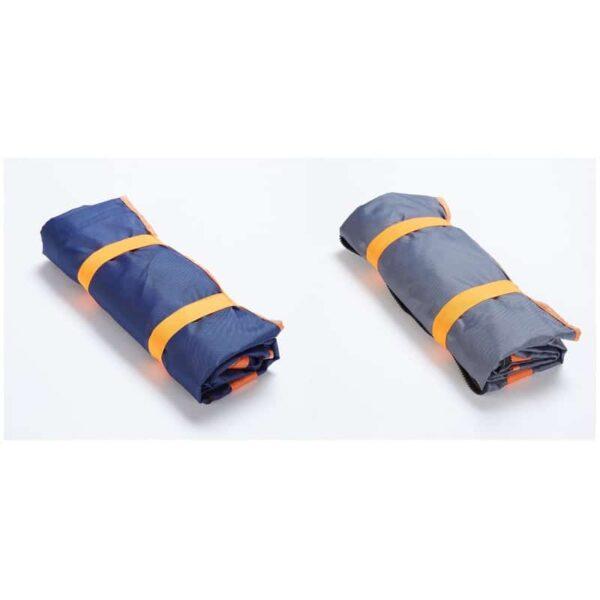 37186 - Универсальное водонепроницаемое покрывало-сумка Miscato для пляжа, пикника, прогулок с детьми