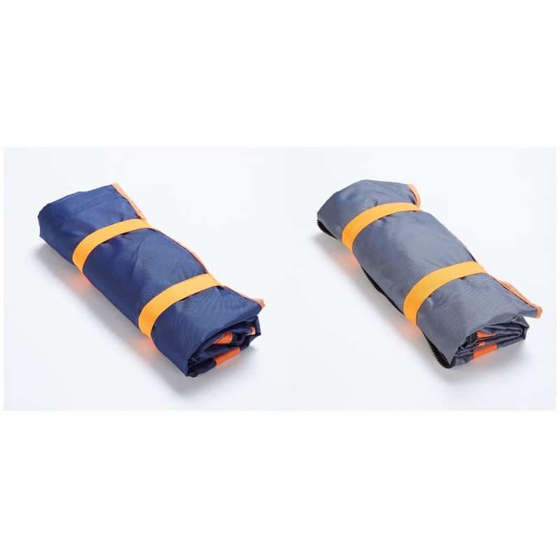 Универсальное водонепроницаемое покрывало-сумка Miscato для пляжа, пикника, прогулок с детьми 213051