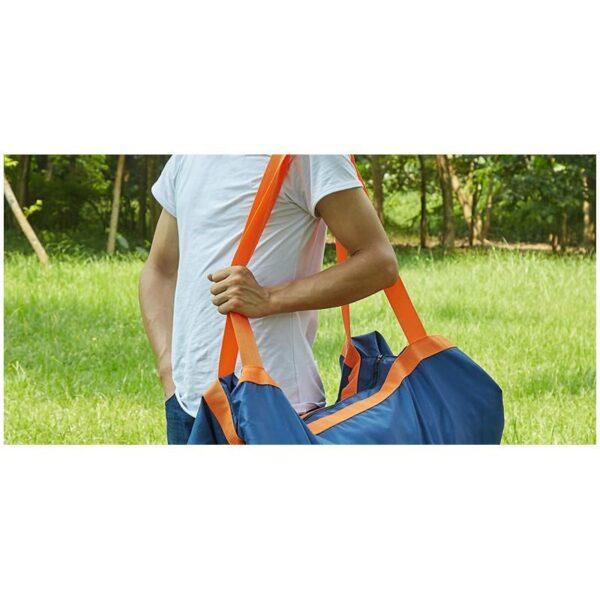 37191 - Универсальное водонепроницаемое покрывало-сумка Miscato для пляжа, пикника, прогулок с детьми