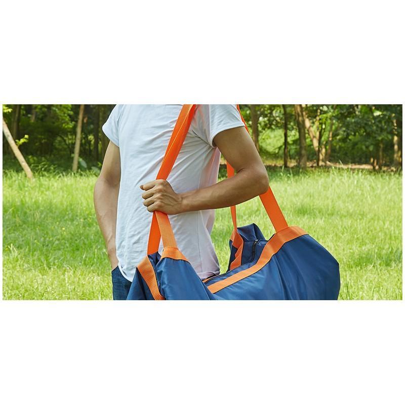 Универсальное водонепроницаемое покрывало-сумка Miscato для пляжа, пикника, прогулок с детьми 213056