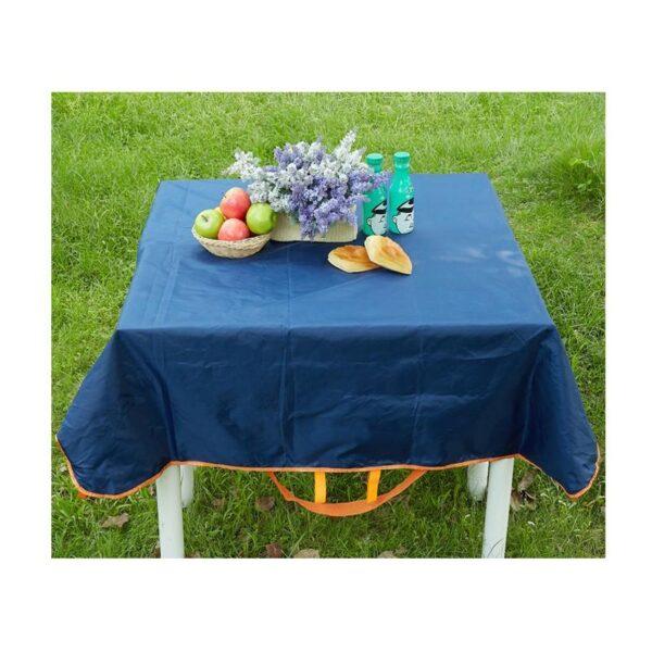 37193 - Универсальное водонепроницаемое покрывало-сумка Miscato для пляжа, пикника, прогулок с детьми