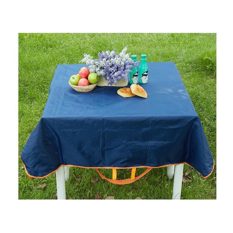 Универсальное водонепроницаемое покрывало-сумка Miscato для пляжа, пикника, прогулок с детьми 213058