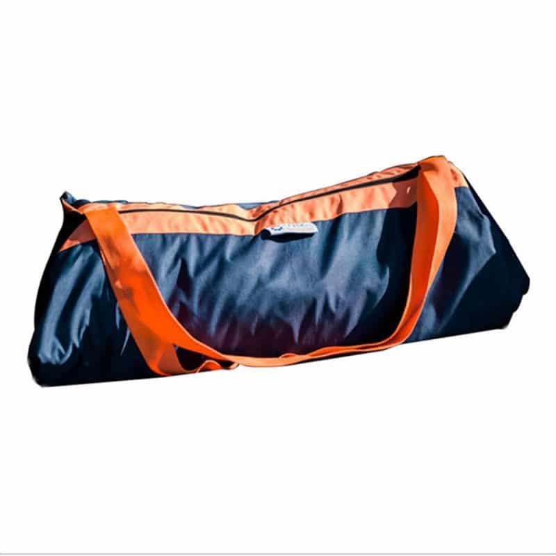 Универсальное водонепроницаемое покрывало-сумка Miscato для пляжа, пикника, прогулок с детьми 213061