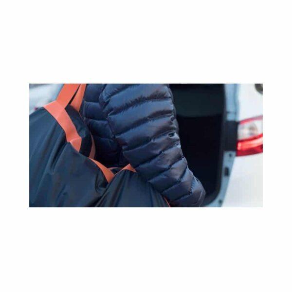 37198 - Универсальное водонепроницаемое покрывало-сумка Miscato для пляжа, пикника, прогулок с детьми