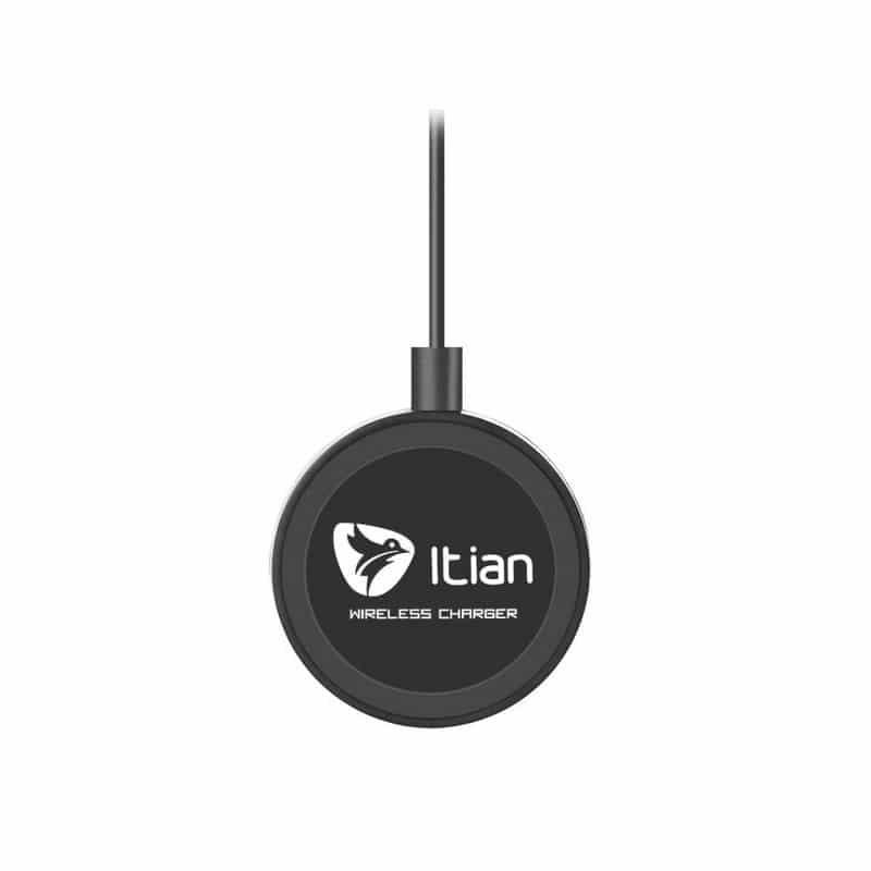 Беспроводное Qi зарядное устройство Itian Wireless Charger 213132