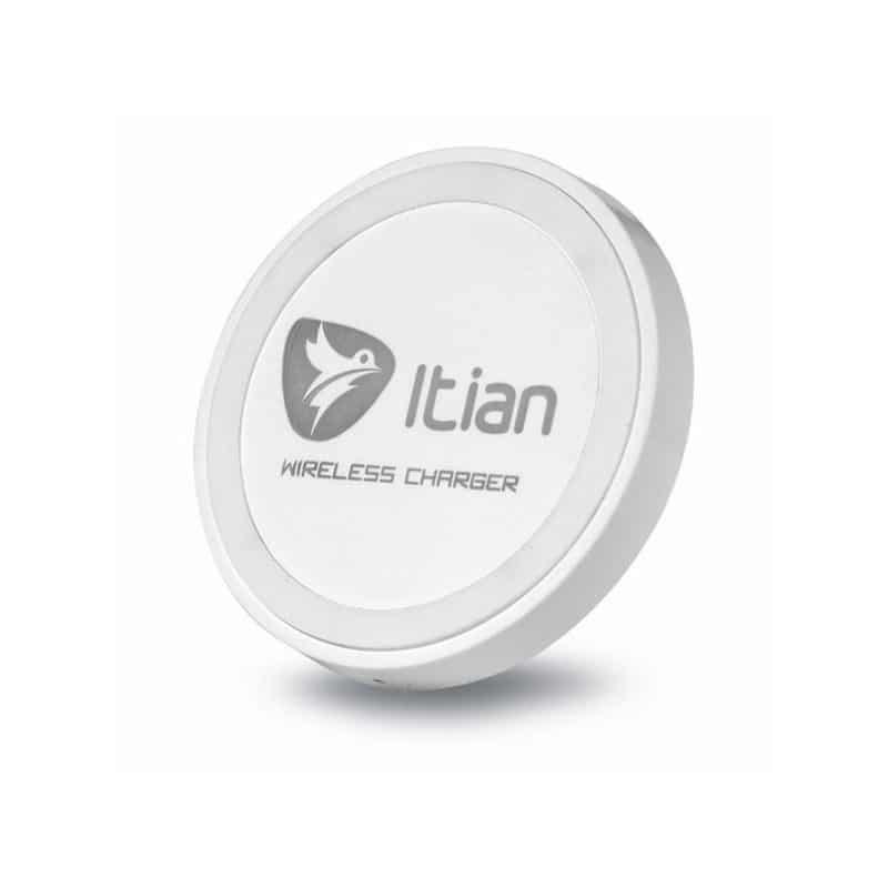 Беспроводное Qi зарядное устройство Itian Wireless Charger - Белый