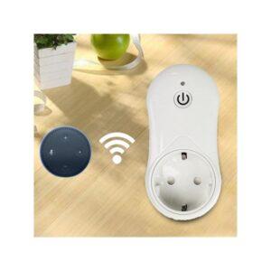 Умная Wi-Fi розетка Alexa – 16A, 2.4G, AC 100-240V, EU