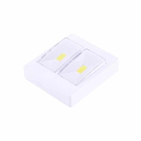 37324 - Настенный двойной светильник-ночник Double LED Switch