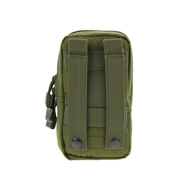 Многофункциональная сумка Waist Bag с тремя отделениями из плотного нейлона 213182
