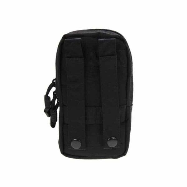 37345 - Многофункциональная сумка Waist Bag с тремя отделениями из плотного нейлона