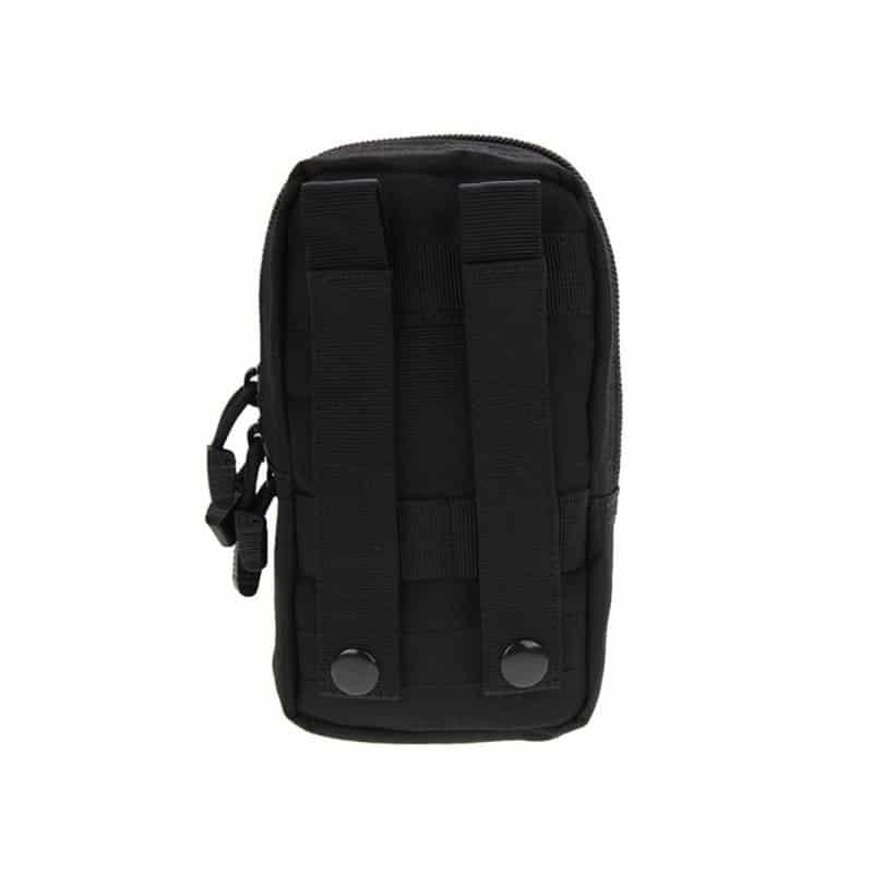 Многофункциональная сумка Waist Bag с тремя отделениями из плотного нейлона 213189