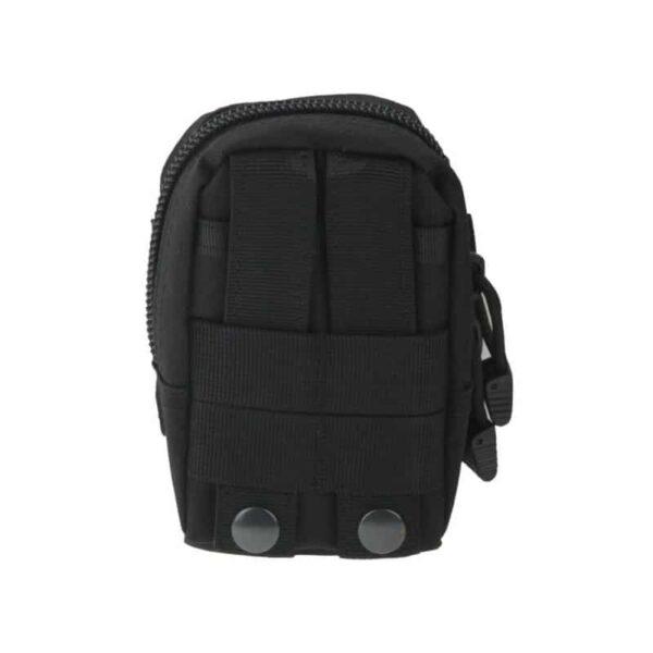 37384 - Прочная поясная сумка Density Bag - нейлон, на молнии, карман, крепление MOLLE / PALS