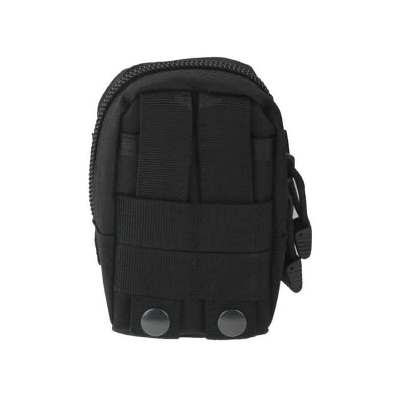 Прочная поясная сумка Density Bag – нейлон, на молнии, карман, крепление MOLLE / PALS 213226