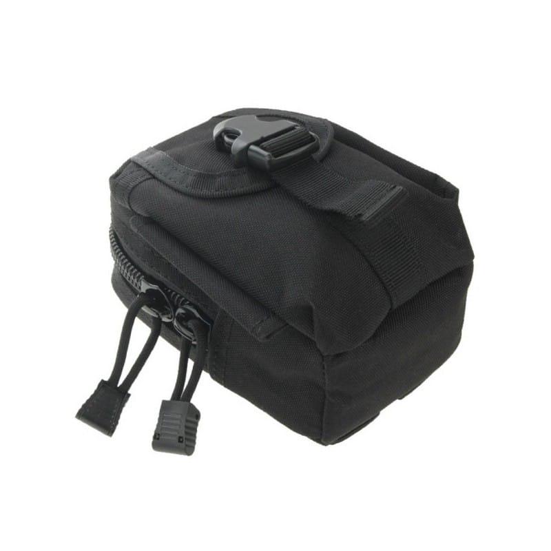 Прочная поясная сумка Density Bag – нейлон, на молнии, карман, крепление MOLLE / PALS 213227