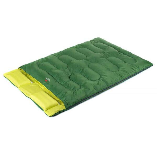 37449 - Двойной спальник с подушками Naturehike