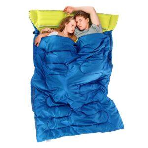 Двойной спальник с подушками Naturehike