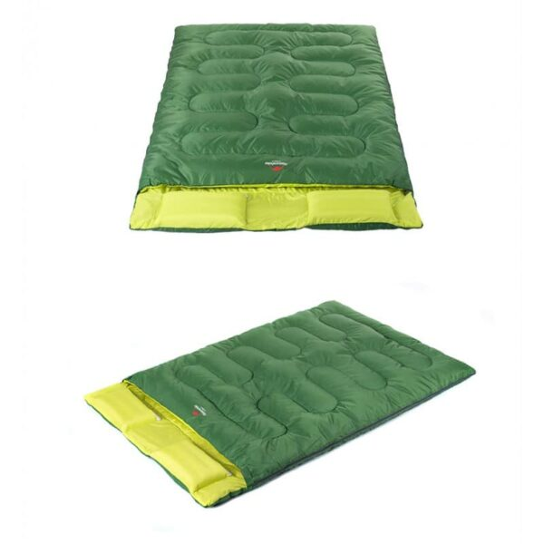 37456 - Двойной спальник с подушками Naturehike