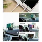 37658 thickbox default - Магнитный круговой USB-кабель X-cable Wsken для iPhone, Android: коннекторы для Micro-USB/ Lightning (Apple)