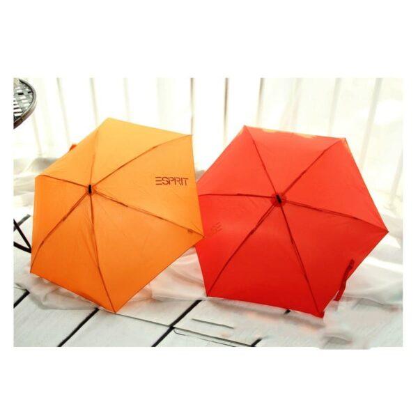 37755 - Плоский складной карманный зонтик
