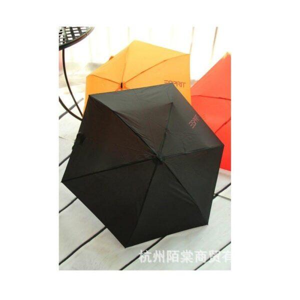 37757 - Плоский складной карманный зонтик