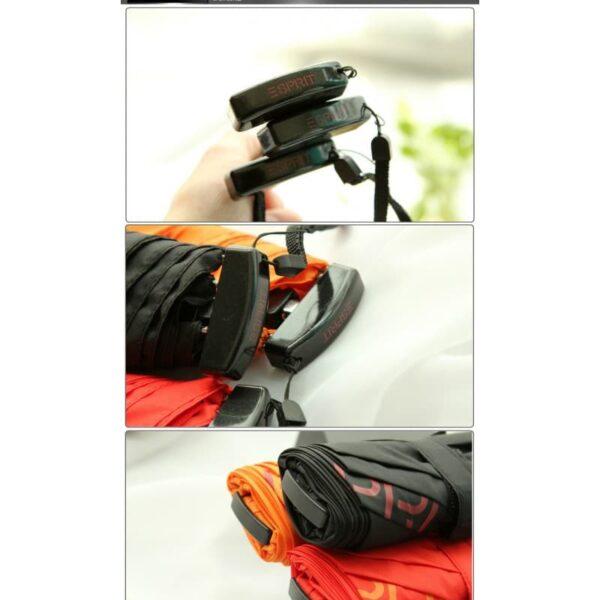 37759 - Плоский складной карманный зонтик
