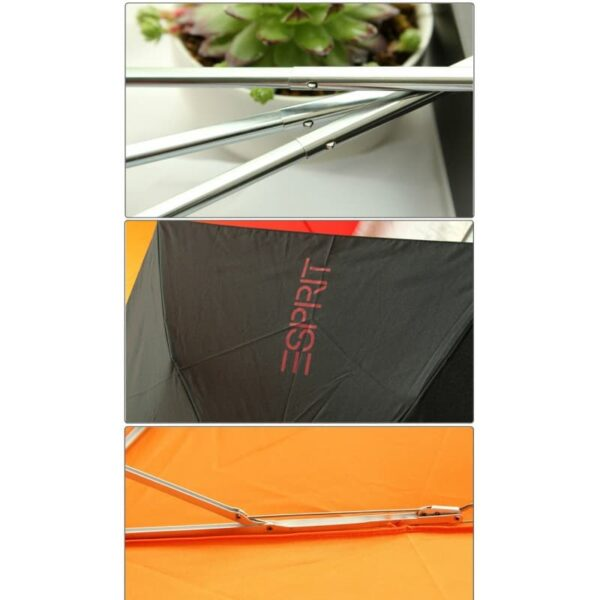 37760 - Плоский складной карманный зонтик