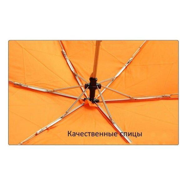 37761 - Плоский складной карманный зонтик