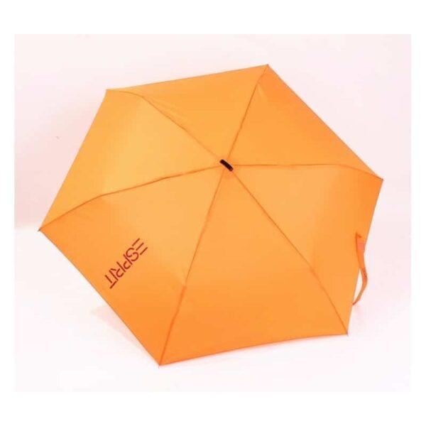 37763 - Плоский складной карманный зонтик