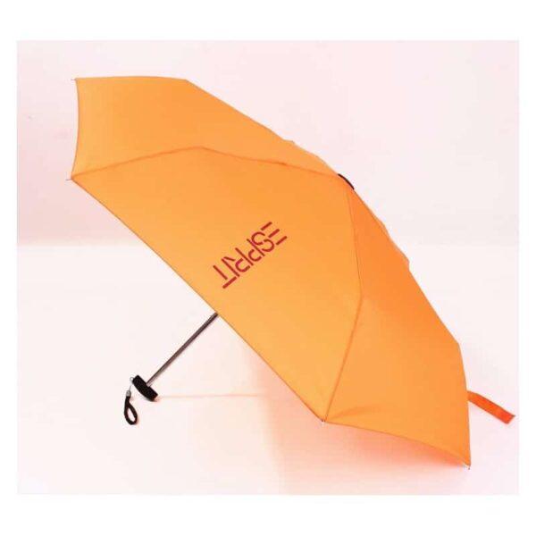 37773 - Плоский складной карманный зонтик