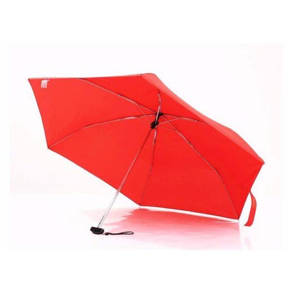 37781 - Плоский складной карманный зонтик