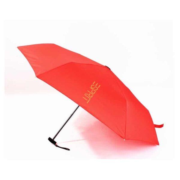 37782 - Плоский складной карманный зонтик