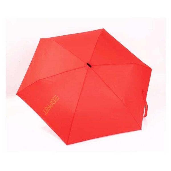 37785 - Плоский складной карманный зонтик
