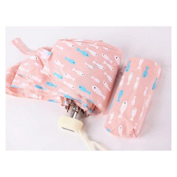 37845 - Милый карманный зонтик RECHAR