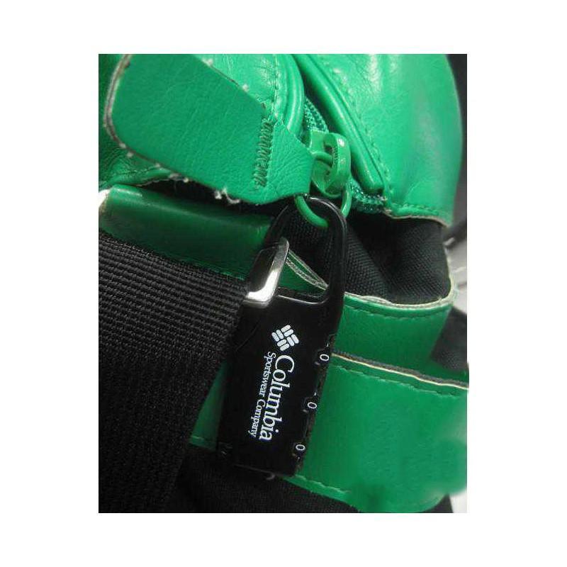 Блокиратор-карабин для дорожной сумки с кодовым замком Columbia 213695
