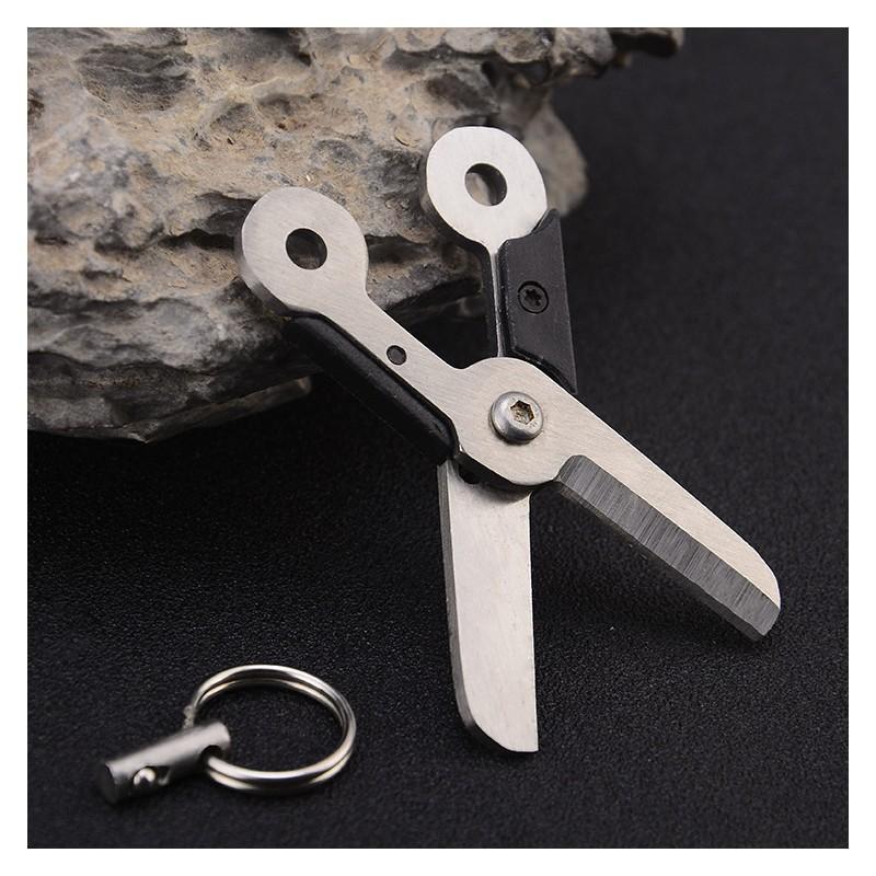 Стальные EDC мини-ножницы на пружине 213704
