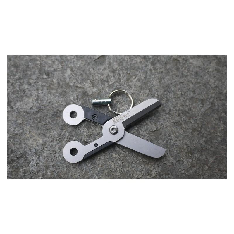 Стальные EDC мини-ножницы на пружине 213711