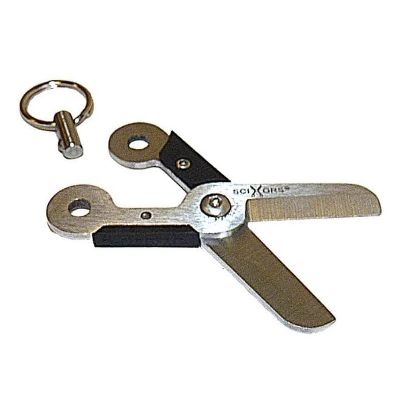 Стальные EDC мини-ножницы на пружине 213720