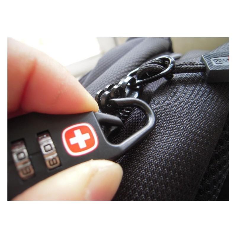 Кодовый замок-карабин для дорожной сумки 213736