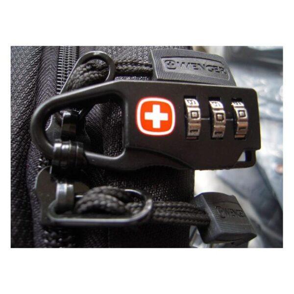 37969 - Кодовый замок-карабин для дорожной сумки